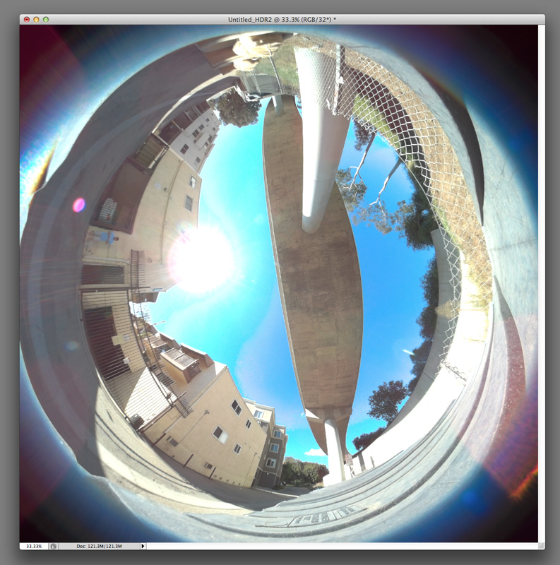 360 degree camera and creating HDR 360 Spherical maps for IBL use