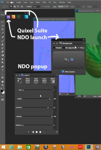 SpeedTree, Part 2 – Making Normal maps from Photos – Studio EB