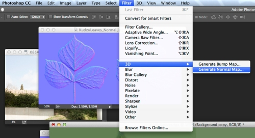 photoshop_filter_3d_normal